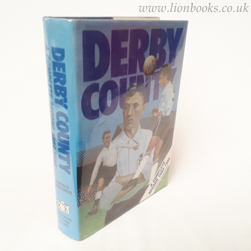 Image for Derby County - A Complete Record 1884-1988