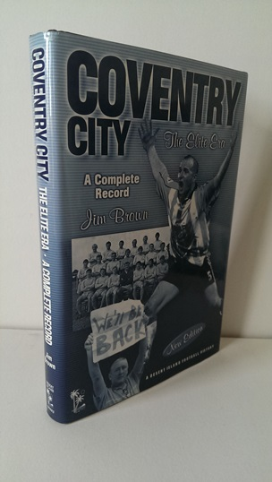 Image for Coventry City : The Elite ERA: A Complete Record
