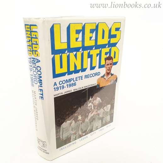 Image for Leeds United - A Complete Record 1919 - 1986