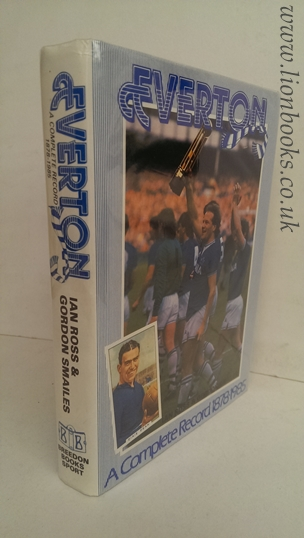 Image for Everton - Complete Record 1878 - 1985