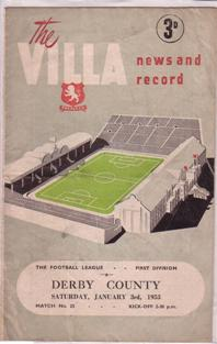Image for Programmes - Aston Villa 1949-50 Season