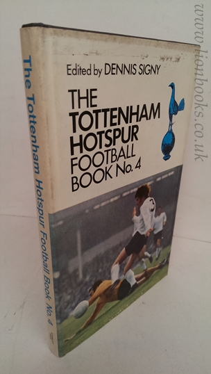 Image for The Tottenham Hotspur Football Book # 4