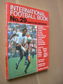 Image for International Football Book No. 29