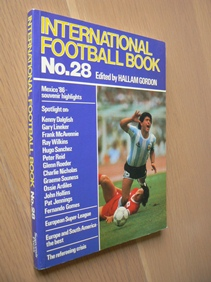 Image for International Football Book No. 28