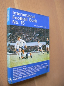 Image for International Football Book No. 15