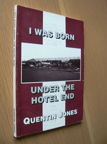 Image for I Was Born Under the Hotel End