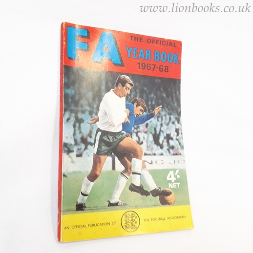 Image for FA Yearbook 1967-68