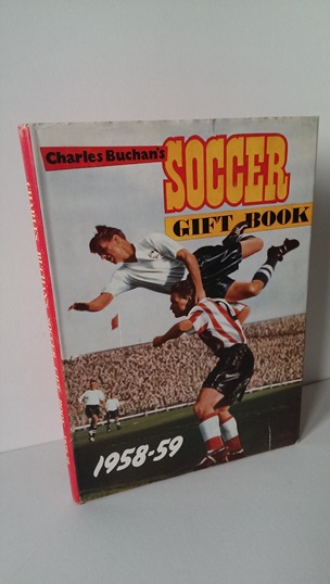 Image for Soccer Gift Book 1958-59