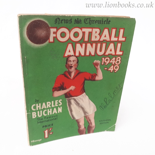 Image for News Chronicle Football Annual 1948-49 Southern Edition