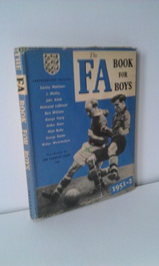 Image for The FA Book for Boys 1951-2
