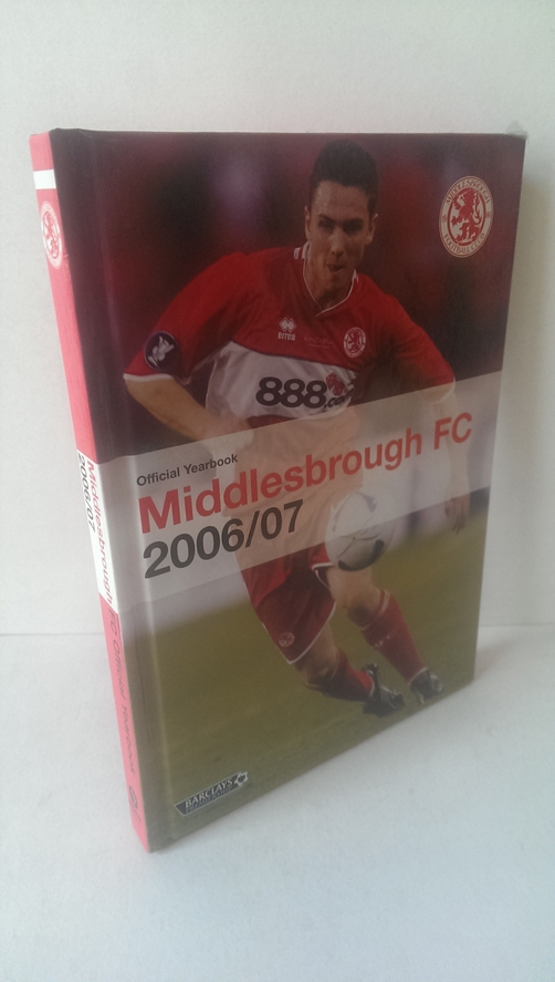 Image for Middlesbrough Official Yearbook 2006/07