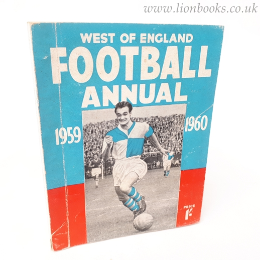Image for West of England Football Annual 1959-1960
