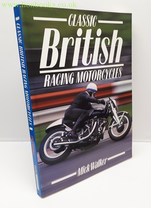 Image for Classic British Racing Motor Cycles