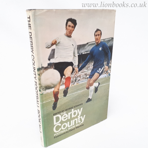 Image for The Derby County Football Book No. 2