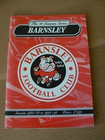 Image for Barnsley, 1983-84 to 1992-93 (10 Seasons)