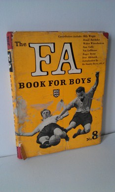 Image for The FA Book for Boys No. 8