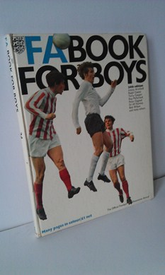 Image for The FA Book for Boys No. 24