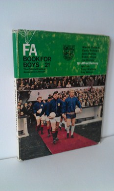 Image for The FA Book for Boys No. 21
