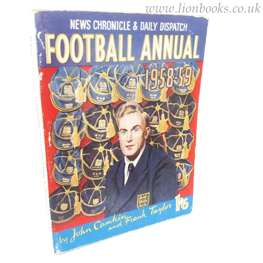 Image for News Chronicle and Daily Dispatch Football Annual 1958-59