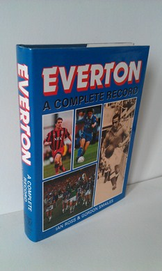 Image for Everton A Complete Record