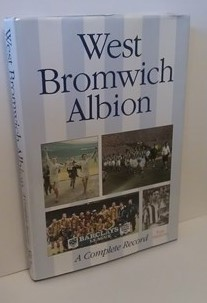 Image for West Bromwich Albion - a Complete Record.