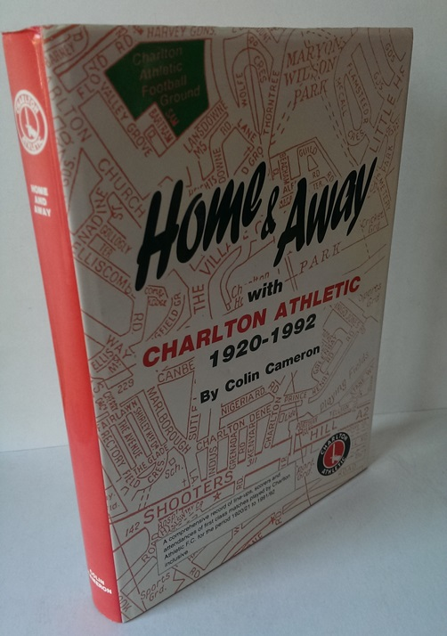 Image for Home & Away with Charlton Athletic 1920-1992