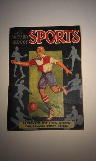 Image for The Wizard Book of Sports