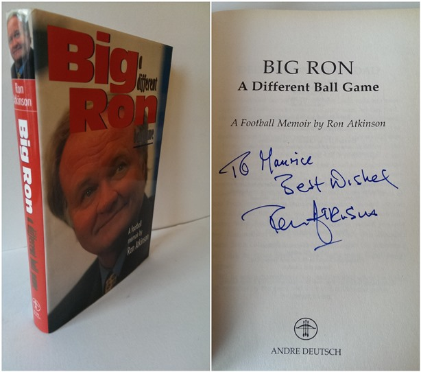 Image for Big Ron - A Different Ball Game