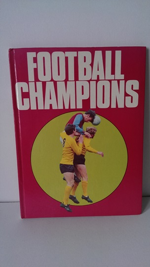 Image for Football Champions Annual 1969