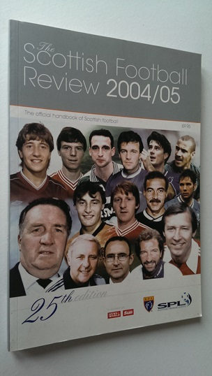 Image for Scottish Football League Review 2004-05