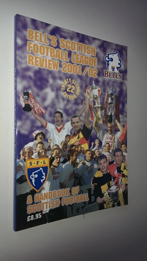 Image for Scottish Football League Review 2001-02
