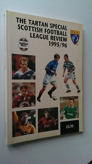 Image for Scottish Football League Review 1995-96