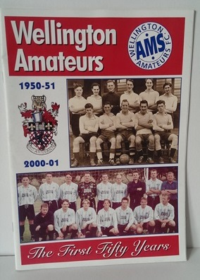 Image for Wellington Amateurs 1950-51 to 2000-01