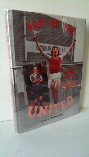 Image for Now We are United - The Official History of Rotherham United