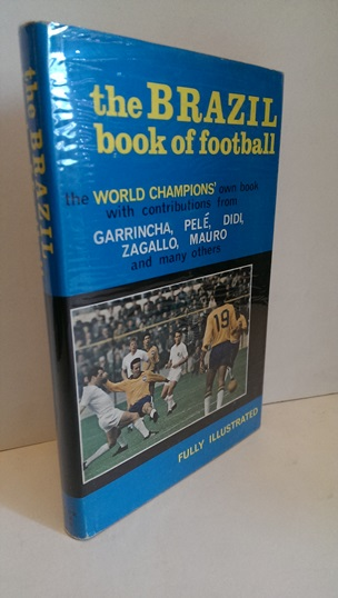 Image for The Brazil Book of Football