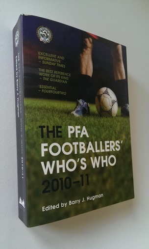 Image for The PFA Footballers' Who's Who 2010-11