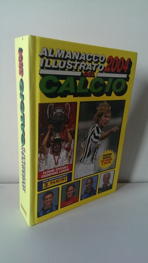 Image for Almanacco Illustrato Del Calcio 2004.