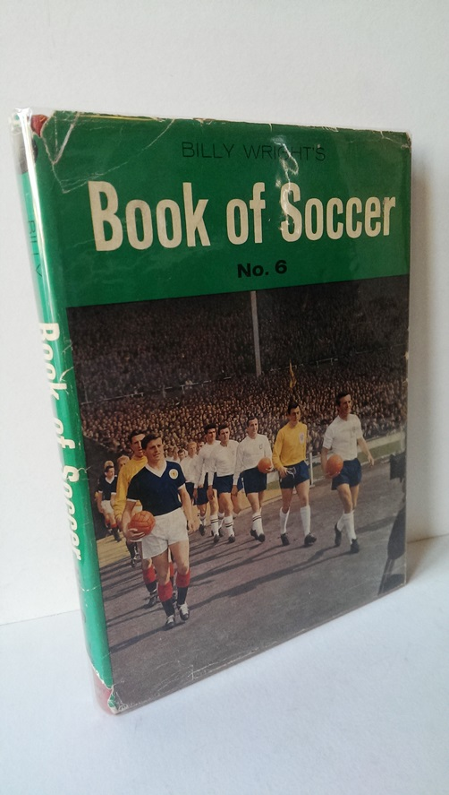 Image for BILLY WRIGHT'S BOOK of SOCCER : No 6