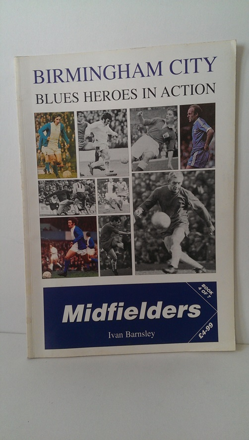 Image for Birmingham City - Blues Heroes in Action Midfielders