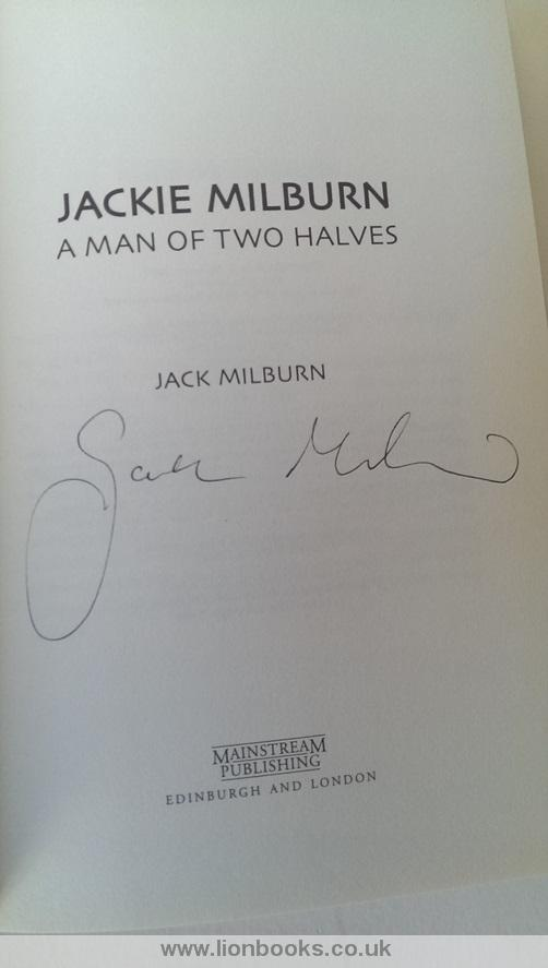 Image for Jackie Milburn: A Man of Two Halves