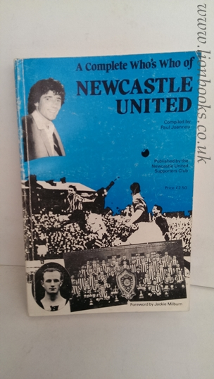 Image for A Complete Who's Who Of Newcastle United