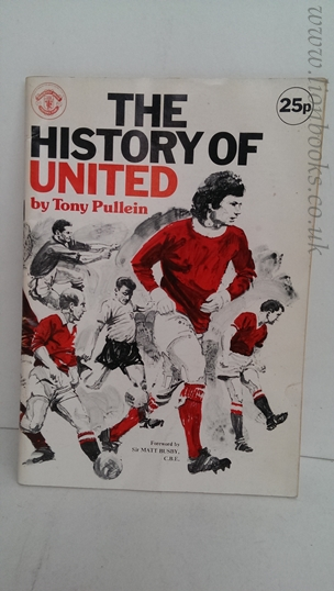 Image for The History of Manchester United Football Club