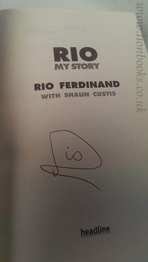 Image for Rio : My Story