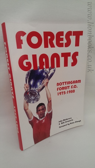 Image for Forest Giants: The Story of Nottingham Forest 1975-80