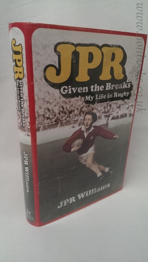 Image for JPR: Given the Breaks My Life in Rugby