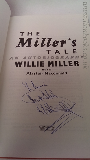 Image for The Miller's Tale An Autobiography