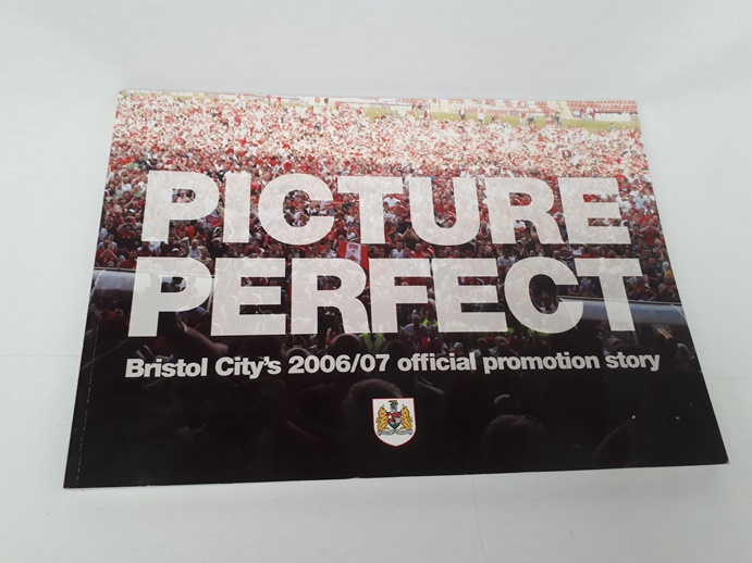 Image for Picture Perfect: Bristol City's 2006/07 Promotion Story