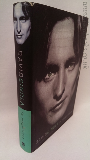 Image for David Ginola : Le Magnifique - My Autobiography