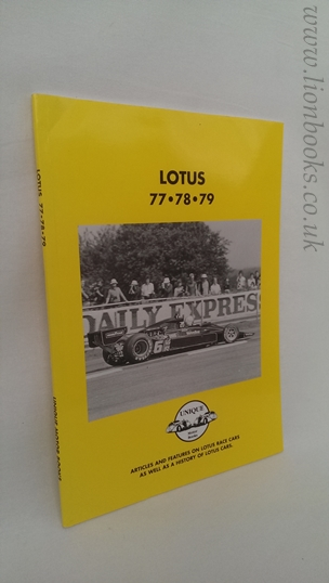 Image for Lotus 70 72 77 78 79 93t 107b