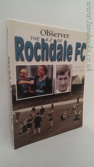 Image for A-Z of Rochdale FC